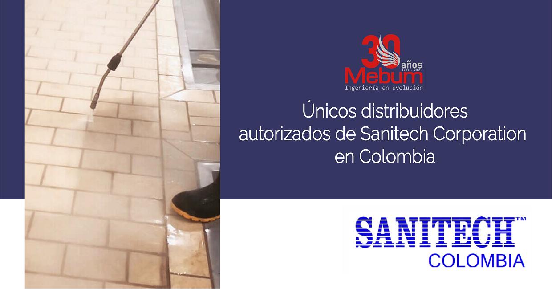 Banner Sanitech